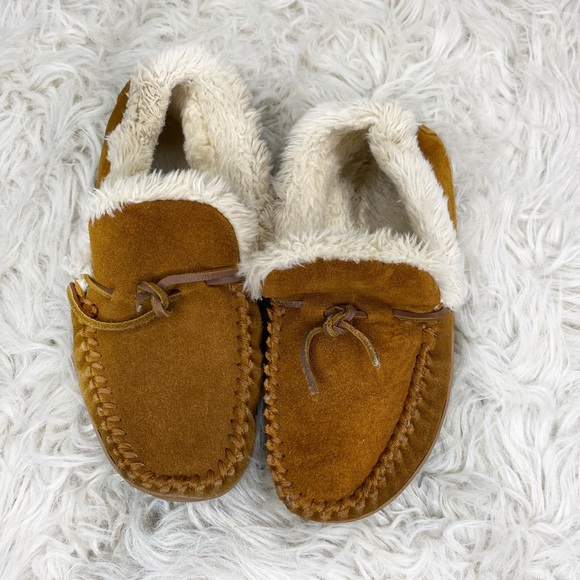 J Crew Slip On Moccasin